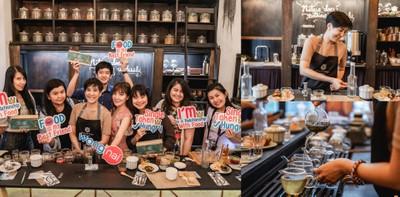 ห้ามพลาด! Wongnai ชวนคนรักชาร่วมเวิร์คช็อปเบลนด์ชา @TE Time and Space