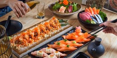 [รีวิว] Fin Yori ร้านอาหารญี่ปุ่นพัทยา รู้ลึกรู้จริงเรื่องแซลมอน