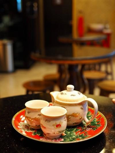Red Dragon Coffee & Tea