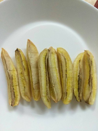 กล้วยน้ำว้าอบ หวานจากธรรมชาติ