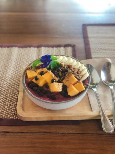 Mixed Berry Bowl