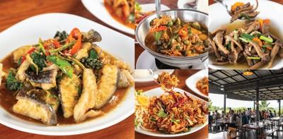 [รีวิว] ร้านไอซ์โภชนา จ.กาญจนบุรี อาหารพื้นบ้านดั้งเดิม รสเด็ดเผ็ดแซ่บ