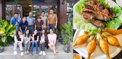 Wongnai Top User Party#32 @บ้านนินตรา อาหารเวียดนาม เชียงใหม่