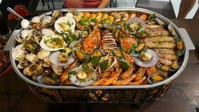 โพไซดอนทะเลเดือด (Poseidon Restaurant 海神餐厅)