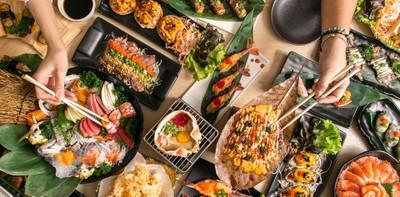 """[รีวิว] """"Jaiko Sushi Buffet"""" ร้านบุฟเฟ่ต์อาหารญี่ปุ่นเริ่มต้นที่ 599++"""