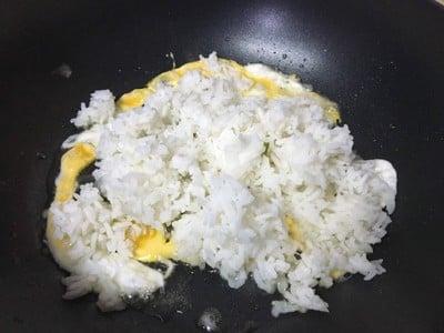 วิธีทำ ข้าวผัดไข่