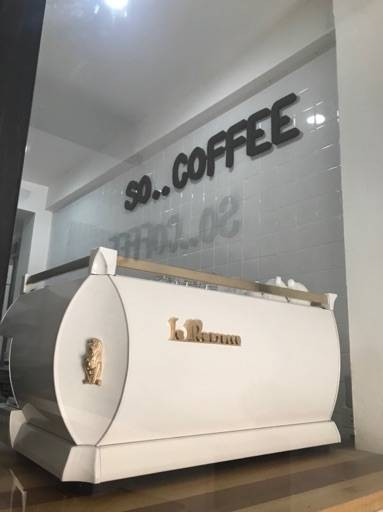 SO..COFFEE ถนน สุรวงศ์ ซอยปราโมทย์ (เยซู)