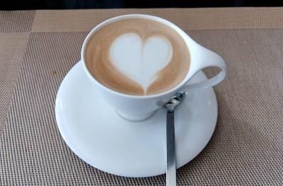 Hot Caffe Latte