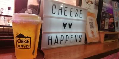 Cheese Happens Home Village Kaset