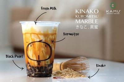 Kamu Tea (คามุ ที) BTS ASOKE