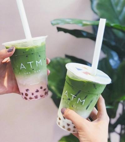 ATM Tea Bar ไอคอนสยาม