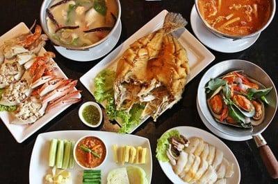 Laemcharoen Seafood ไอคอนสยาม