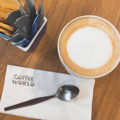 Coffee World ไอคอนสยาม