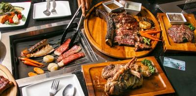 [รีวิว] Monster Beef ร้านบุฟเฟ่ต์ปิ้งย่าง เสิร์ฟเมนูสเต๊กสุดพรีเมียม!