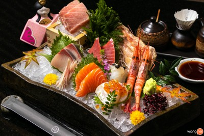 Shichi Japanese Restaurant (ชิชิ เจแปนนิส เรสเตอรองต์) ราชพฤกษ์