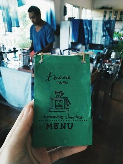 T'aime Cafe (แต้ม คาเฟ่)