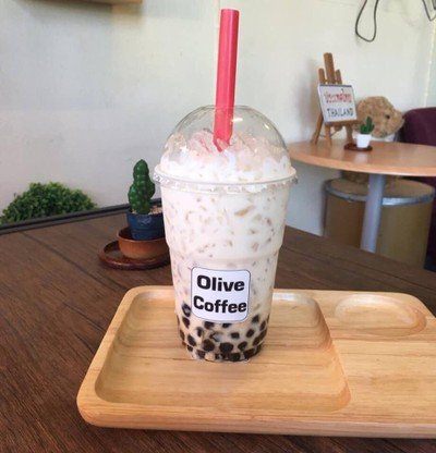 Olive Coffee