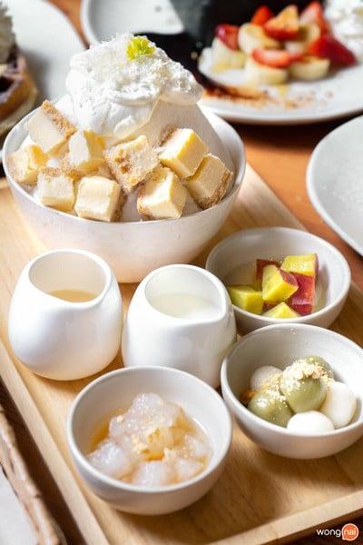 Cheese Cake Bingsu