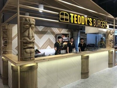 TEDDY's Burgers Tops Central World fl.7