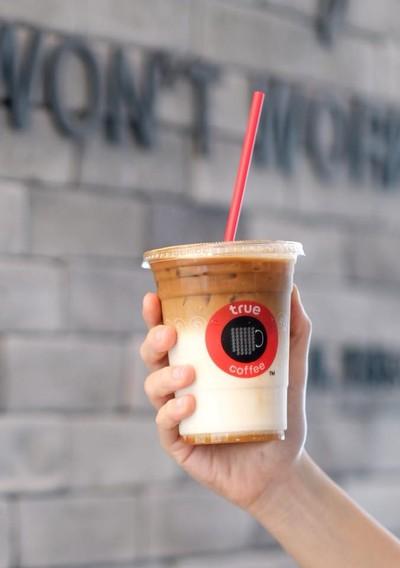 True Coffee ไอคอนสยาม ชั้น UG