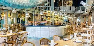[รีวิว] Octo Seafood Bar ร้านอาหารสุขุมวิท สไตล์ Social House สุดชิก
