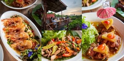 [รีวิว] สวนเขาพุ ชลบุรี ร้านอาหารบนยอดไม้ โอบกอดขุนเขาท่ามกลางธรรมชาติ