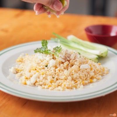 ภูมิใจเสนอ ข้าวผัดปู by ณัฏฐ์มาชิม