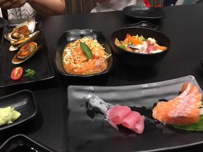 Tsunami Sushi Buffet Chonburi