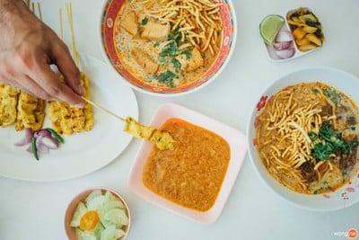 ข้าวซอยอิสลาม (Khao Soi Islam Restaurant)