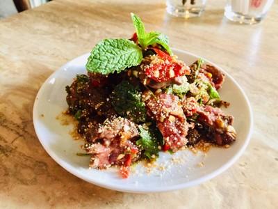 Spicy beef tartare##1