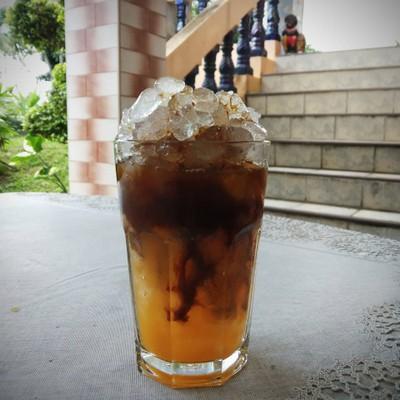 Orange Freshpresso  กาแฟส้มหนานฟง