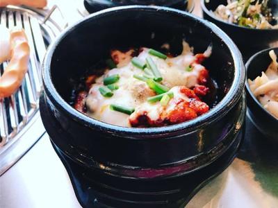 Pindoya Korean BBQ Sriracha
