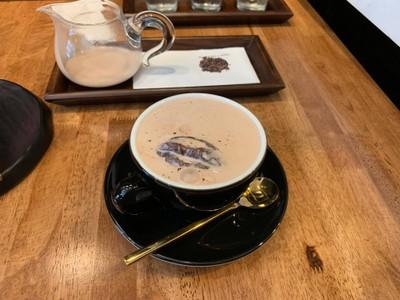 Single Origin Hot Chocolate