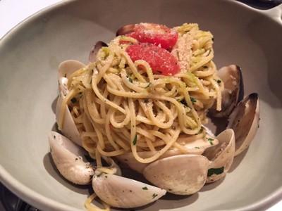 pasta clam