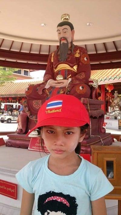 ศาลเจ้าพ่อหลักเมือง สุพรรณบุรี