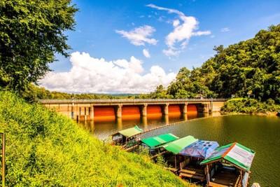 เขื่อนกิ่วลม (Kiew Lom Dam)