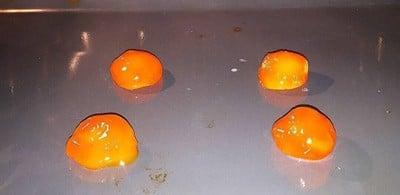 ไข่แดงเค็ม (ทำไส้ขนมต่างๆได้)