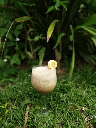 Ba2na Coffee Milk Shake