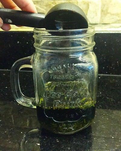 วิธีทำ ชาเขียวนมสด
