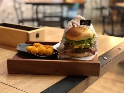 TEDDY's Burgers เทอมินอล 21 พัทยา