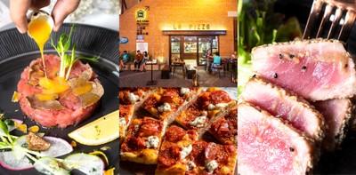 [รีวิว] ร้าน La Pizza เชียงใหม่ กับพิซซ่าอิตาเลียนถาดยักษ์ทรงเหลี่ยม