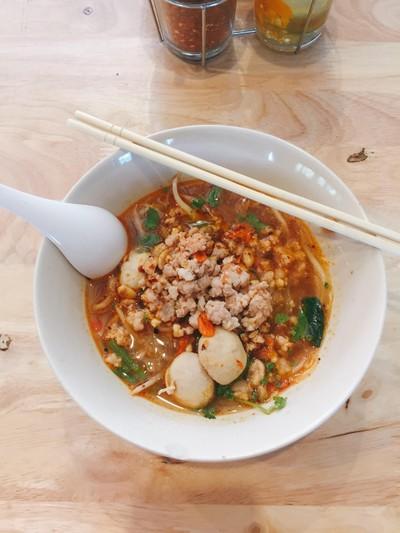 รถ-เข็น (ROD-KHEN Thai Food) Thammasat University