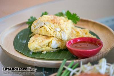 คือ ไข่เจียวเนื้อกรรเชียงปูจัมโบ้##1