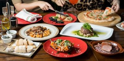 [รีวิว] Terrazza Italian Restaurant ห้องอาหารอิตาเลียน ริมสระหรูชั้น 8