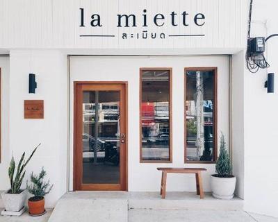 La miette : ละเมียด โฮมคาเฟ่ (ละเมียด โฮม คาเฟ่)
