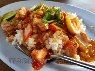 ข้าวหมูแดงเจียมเลี้ยงเซี๊ย (Jiam Liang Xia)