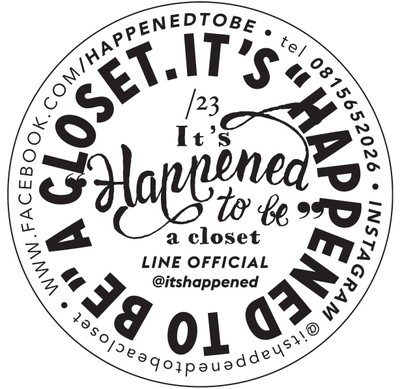 """It's """"Happened To Be"""" a Closet สุขุมวิท 23"""