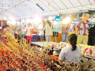 ตลาดอนุสาร (Anusarn Market)