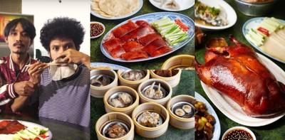 """""""ตงเพ้ง"""" ร้านอาหารจีนที่นายฮ้อยชวนชิม """"เป็ดปักกิ่ง"""" สูตรลับไซส์ XL!"""