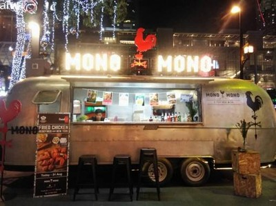 Mono+Mono BKK (โมโนโมโน ไก่ทอดนิวยอร์ค) Zpell Future Park Rangsit